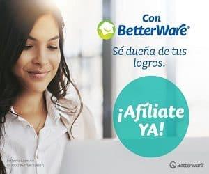 afiliate a betterware