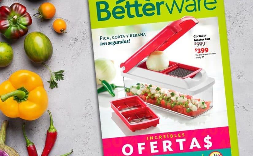 Betterware Catálogo 4 2020