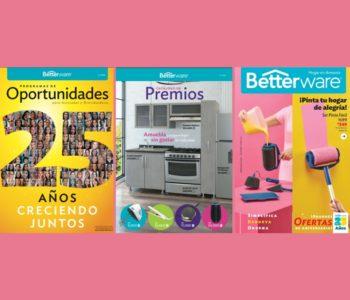 Catálogo Betterware Nuevo o Vigente 2021
